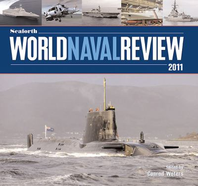 Seaforth World Naval Review 9781848320758