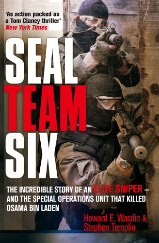Seal Team Six: The Incredible Story of an Elite Sniper - And the Special Operations. 9781847445490