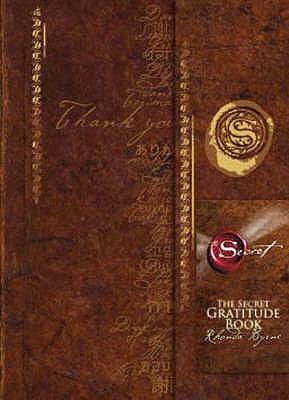 Secret Gratitude Book 9781847371881