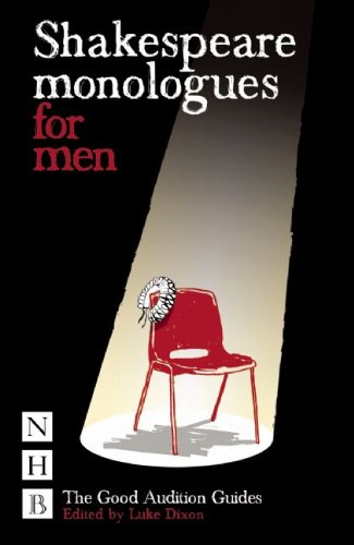 Shakespeare Monologues for Men 9781848420052