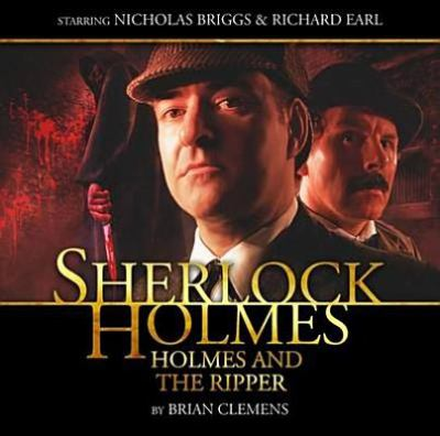 Sherlock Holmes: Holmes and the Ripper 9781844354566
