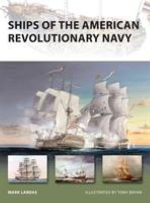 Ships of the American Revolutionary Navy 9781846034459