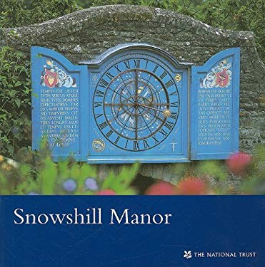 Snowshill Manor: Gloucestershire 9781843590736