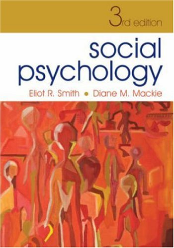 Social Psyschology 9781841694092