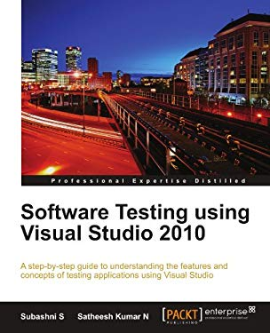 Software Testing Using Visual Studio 2010 9781849681407