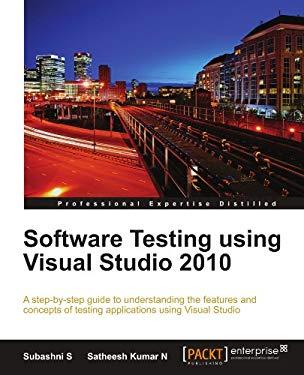 Software Testing Using Visual Studio 2010