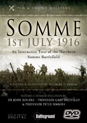 Somme, 1st July 1916: An Interactive Tour of the Northern Somme Battlefield