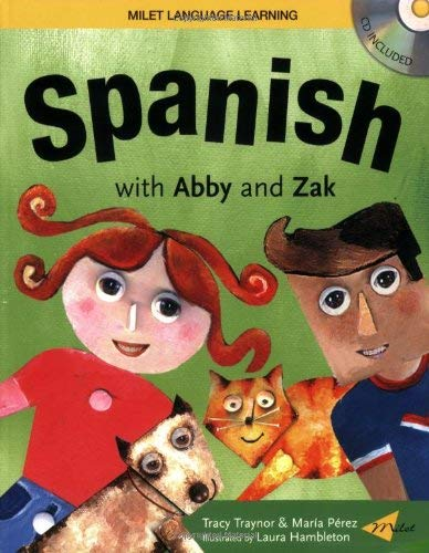 Spanish with Abby and Zak 9781840595154