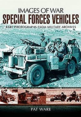 Special Forces Vehicles 9781848846425