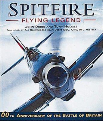 Spitfire Flying Legend (Paperback Edition) 9781841762104