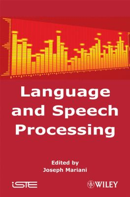 Language and Speech Processing 9781848210318