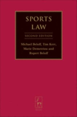 Sports Law: Second Edition 9781841133676