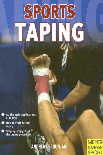 Sports Taping 9781841262093