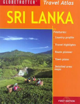 Sri Lanka Travel Atlas 9781845374440