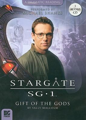 Stargate SG 1 Gift of the Gods 9781844353446