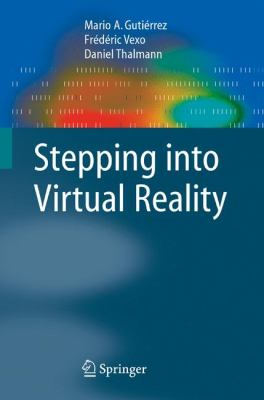Stepping Into Virtual Reality 9781848001169