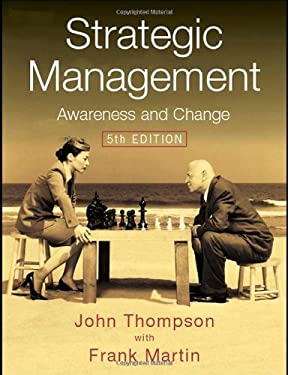 Strategic Management: Awareness and Change - 5th Edition