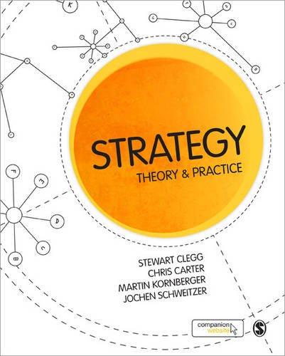Strategy: Theory & Practice 9781849201520