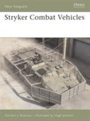 Stryker Combat Vehicles 9781841769301