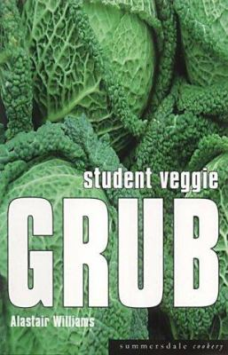 Student Veggie Grub 9781840241860