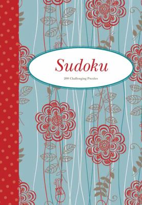 Sudoku 1 (Red Polka Dot Spine): 200 Challenging Puzzles 9781848586215