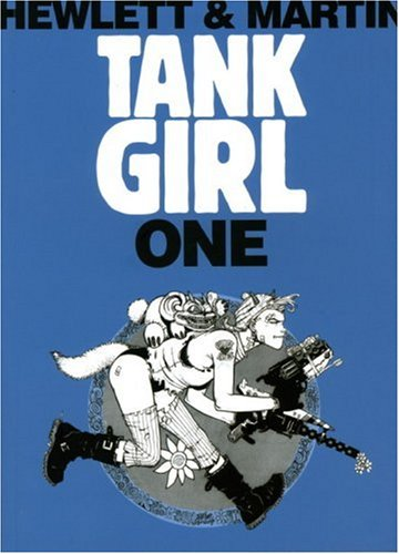 Tank Girl One: Remastered 9781845767570