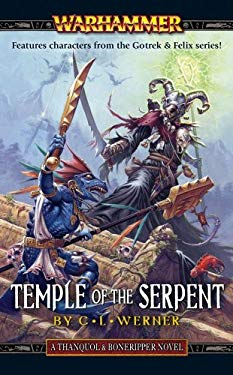 Temple of the Serpent 9781844168736