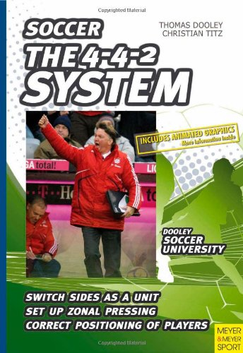 Soccer: The 4-4-2 System 9781841263076