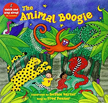 The Animal Boogie [With CD (Audio)] 9781846866203