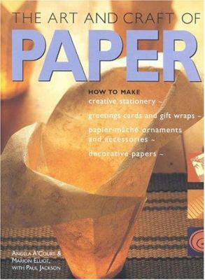 The Art and Craft of Paper 9781842153246