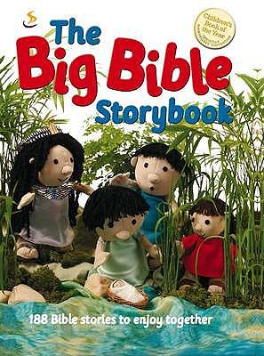 The Big Bible Storybook: 188 Bible Stories to Enjoy Together 9781844272280