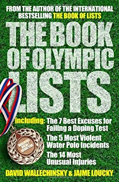 The Book of Olympic Lists 9781845137731