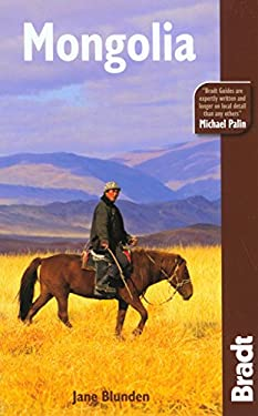 The Bradt Travel Guide: Mongolia 9781841621784