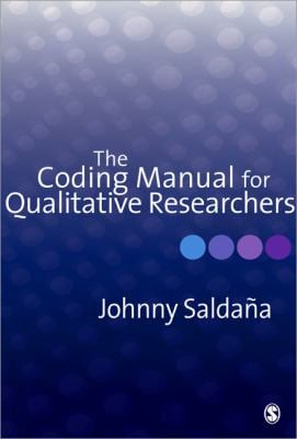 The Coding Manual for Qualitative Researchers 9781847875495