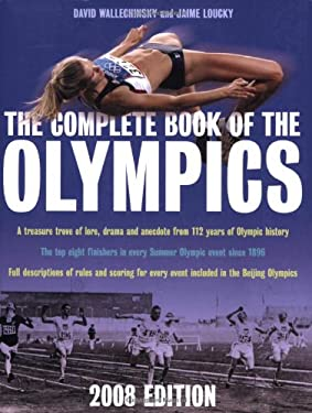 The Complete Book of the Olympics 9781845133306
