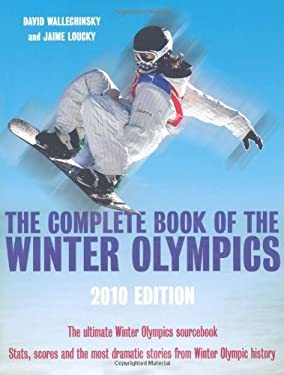The Complete Book of the Winter Olympics 9781845134914