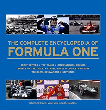The Complete Encyclopedia of Formula One 9781844421251