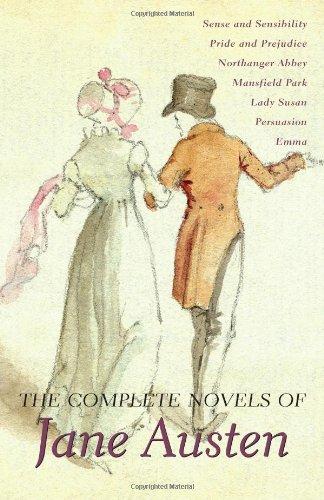 Complete Novels of Jane Austen 9781840220551