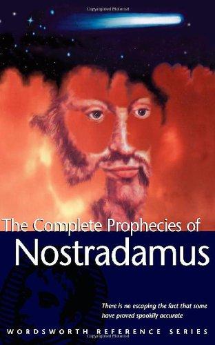 Complete Phrophecies of Nostradamus 9781840223019