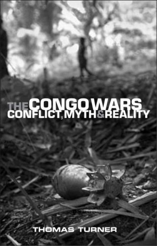 The Congo Wars: Conflict, Myth and Reality 9781842776896