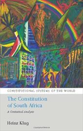 The Constitution of South Africa: A Contextual Analysis 7462391