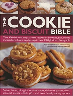 The Cookie and Biscuit Bible 9781844763085