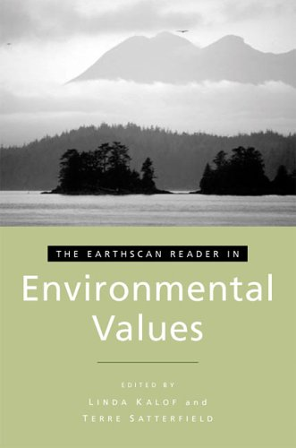 The Earthscan Reader in Environmental Values 9781844071678