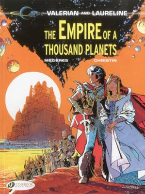 The Empire of a Thousand Planets 9781849180870
