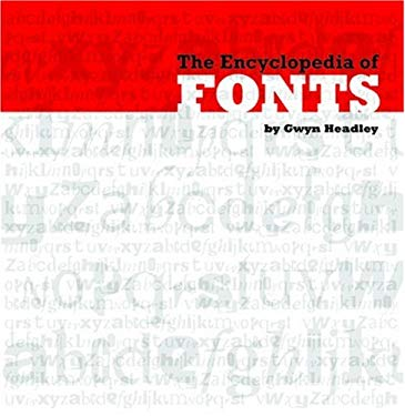 The Encyclopaedia of Fonts 9781844032068