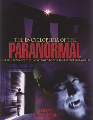 The Encyclopedia of the Paranormal 9781848372276