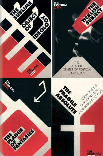The Essential Zizek: The Complete Set: The Sublime Object of Ideology / The Ticklish Subject / The Fragile Absolute / The Plague of Fantasi 9781844673278