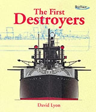 The First Destroyers 9781840673647