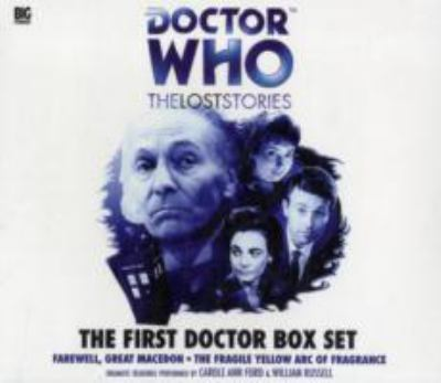 The First Doctor Box Set 9781844354528