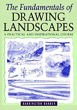 The Fundamentals of Drawing Landscapes 9781841933207